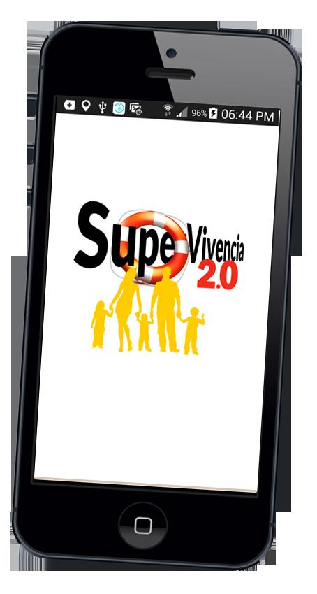 Hay que estar preparado y tu móvil te ayuda. Supervivencia España.