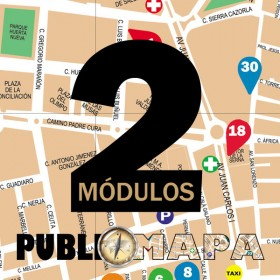PUBLIMAPA 2 Módulos