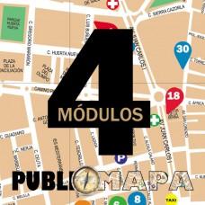 PUBLIMAPA 4 Módulos