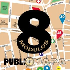 PUBLIMAPA 8 Módulos