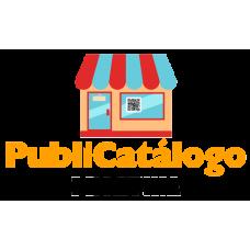 Publicatálogo Pegatina