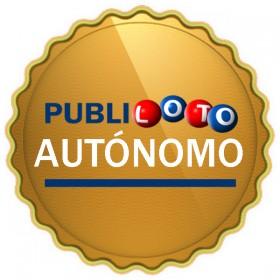 PUBLILOTO pack Autónomo