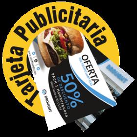 1000 Tarjetas Publicitarias