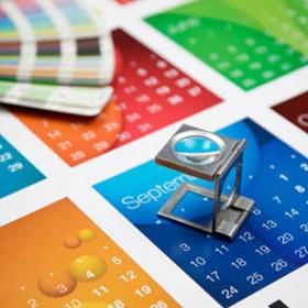 Hora Diseño para Impresión