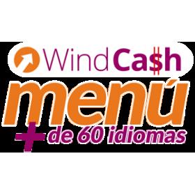 WindCash menú